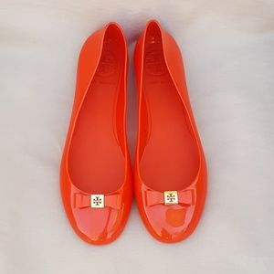 Tory Burch Jelly Bow Ballet